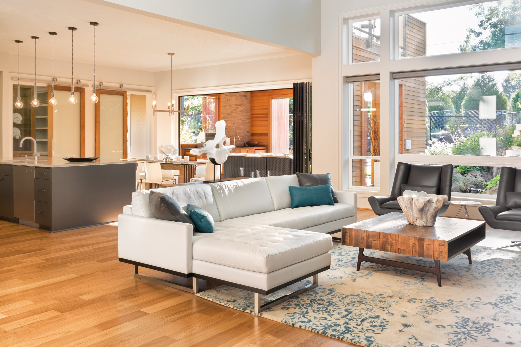 condo_living room